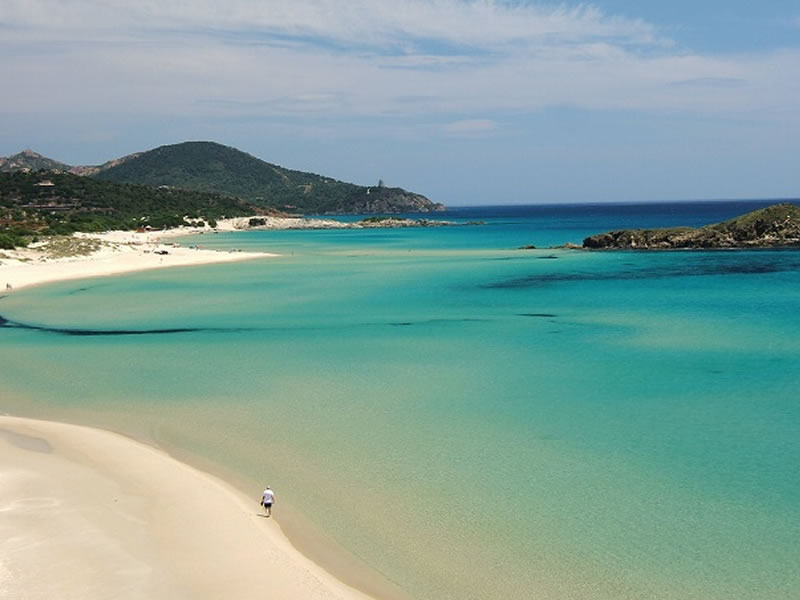 New departure at Olbia in June and September